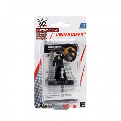 WWE HeroClix: Undertaker Expansion Pack
