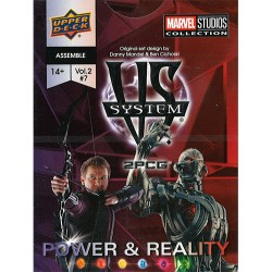 Marvel Power & Reality - VS System 2PCG