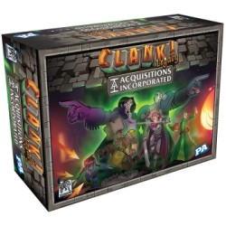 Clank! Legacy Acquisitions Incorporated - EN