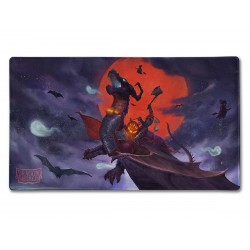 Tapis de Jeu Dragon Shield Halloween Dragon
