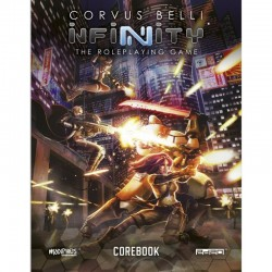 Infinity RPG Core Book - EN