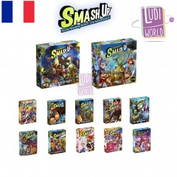 PACK LUDIWORLD Smash Up