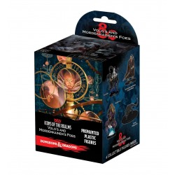 Brick de 8 Boosters Volo & Mordenkainen's Foes - D&D Icons of the Realms