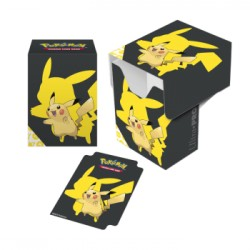 Deck Box Ultra Pro - Pokémon - Pikachu 2019
