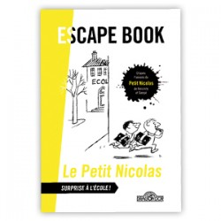 ESCAPE BOOK JUNIOR – Le Petit Nicolas