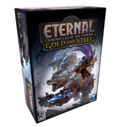 Eternal: Chronicles of the Throne - Gold And Steel Expansion - EN