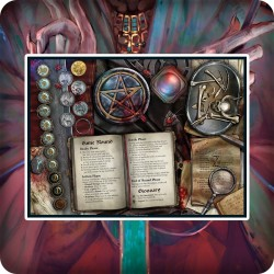 VO - Extra Player Board - Sorcerer - White Wizzard Games