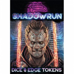 Shadowrun Dice & Edge Tokens - EN