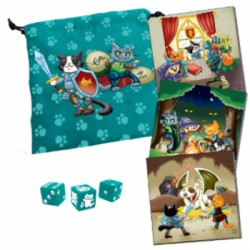 Dungeon Survival Pack: Kitten Adventurers - EN