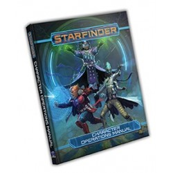 Starfinder RPG: Character Operations Manual - EN