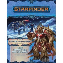 Starfinder Adventure Path: The Forever Reliquary