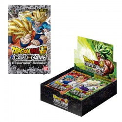 PRECO - CARTON de 12 Boites de 24 Boosters Expansion Set 1 - DRAGON BALL SUPER Card Game