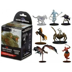 Brick de 8 Boosters Rage of Demons - D&D Icons of the Realms