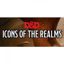 Brick de 8 Boosters Elemental Evil Miniatures Set 2 - D&D Icons of the Realms