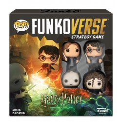 Harry Potter - Boite de Base FunkoVerse- Funko POP