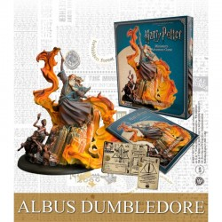 VF - Albus Dumbledore - Harry Potter Miniature Le Jeu d'Aventure