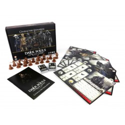Dark Souls: The Board Game - Character Expansion (FR EN DE IT ES)