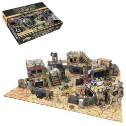 Battle System : Shanty Town Core Set