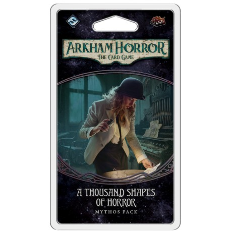 A Thousand Shapes of Horror - 4.3 Arkham Horror LCG