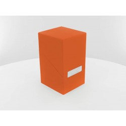Monolith Deck Case 100 Cartes Orange
