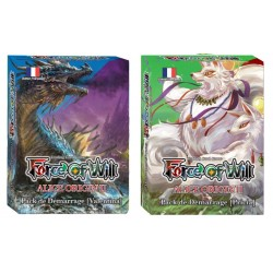 LOT des 2 Decks AO2 Valentina et Pricia - Force of Will Cluster Alice Origin 2
