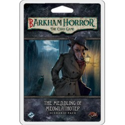 VO - Barkham Horror: The Meddling of Meowlathotep - Arkham Horror LCG