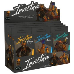 INVICTUS - Pack Peuples Vague 1
