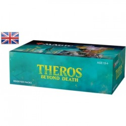 VO - CARTON de 6 BOITES de 36 Boosters Theros Beyond Death
