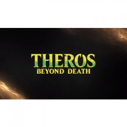 Theme Booster Display (10 Packs) Theros Beyond Death - Magic The Gathering