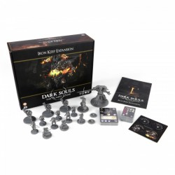 Dark Souls: The Board Game - Iron Keep Expansion (FR EN DE IT ES)