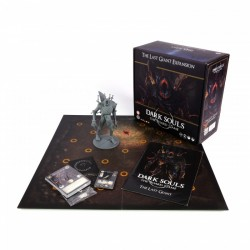 Dark Souls: The Board Game - The Last Giant (FR EN DE IT ES)