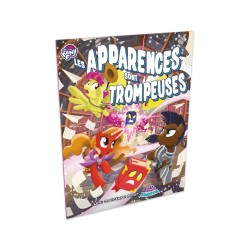 TAILS OF EQUESTRIA :LES APPARENCES SONT TROMPEUSES