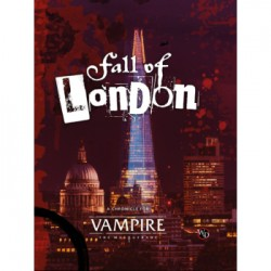 Vampire: The Masquerade 5th Edition The Fall of London