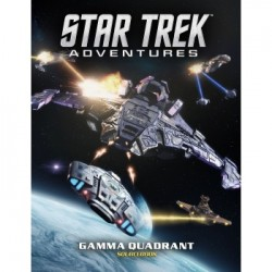 VO Star Trek: Adventures - Gamma Quadrant