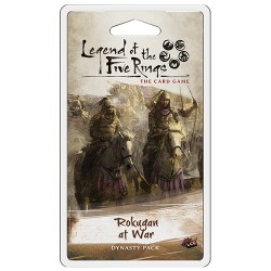 Rokugan at War - Dominion Cycle 4.1 - Legend of the 5 Rings LCG