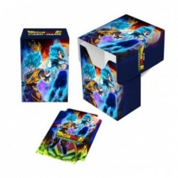 Deck Box Dragon Ball Super - Goku, Vegeta, Broly- Ultra Pro