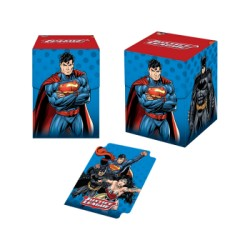 Deck Box PRO 100 Ultra Pro - Justice League