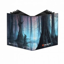 Pro Binder 9 cases Magic The Gathering - Unstable Lands Swamp
