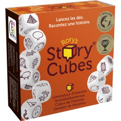 RORY'S STORY CUBES : ORIGINAL (ORANGE)