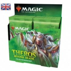 VO - 1 Boite de 12 Boosters Collector Theros Beyond Death - Magic The Gathering
