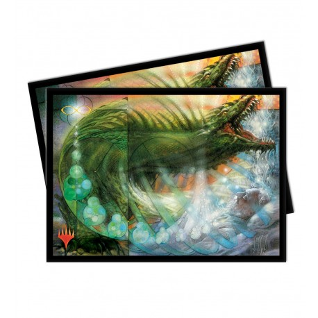 100 Protège-Cartes Magic The Gathering - UMA V4