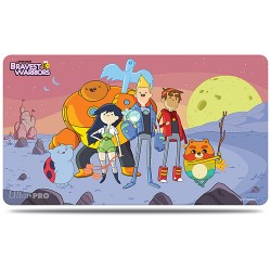 Tapis de Jeu Ultra Pro Bravest Warriors - Heros