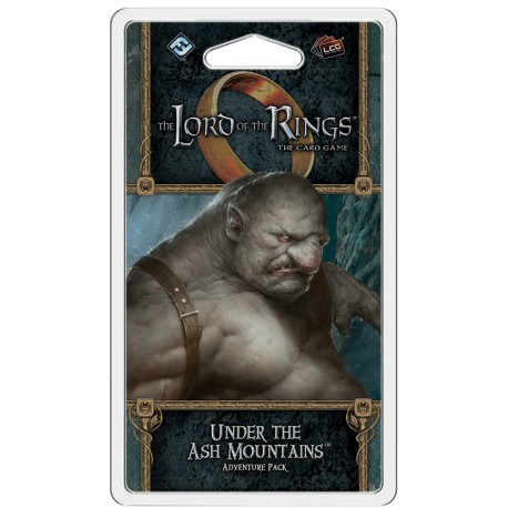 Under the Ash Mountains - 9.4 - Lord of The Rings LCG