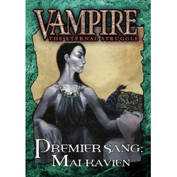 VF - Premier Sang : Malkavian - Vampire The Eternal Struggle