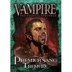 First Blood: Tremere- Vampire The Eternal Struggle