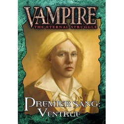 VF - Premier Sang : Ventrue - Vampire The Eternal Struggle