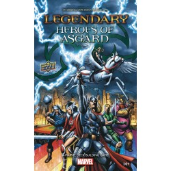 Legendary Marvel Deck Building Game : Heroes of Asgard Expansion