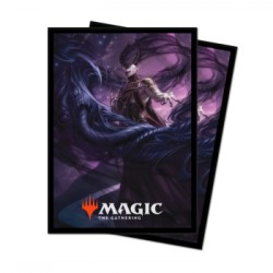 100 Protège-Cartes Magic The Gathering - Theros: Beyond Death V1
