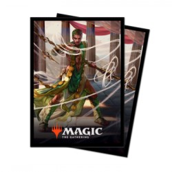 100 Protège-Cartes Magic The Gathering - Theros: Beyond Death V2