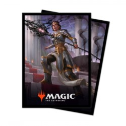 100 Protège-Cartes Magic The Gathering - Theros: Beyond Death V3